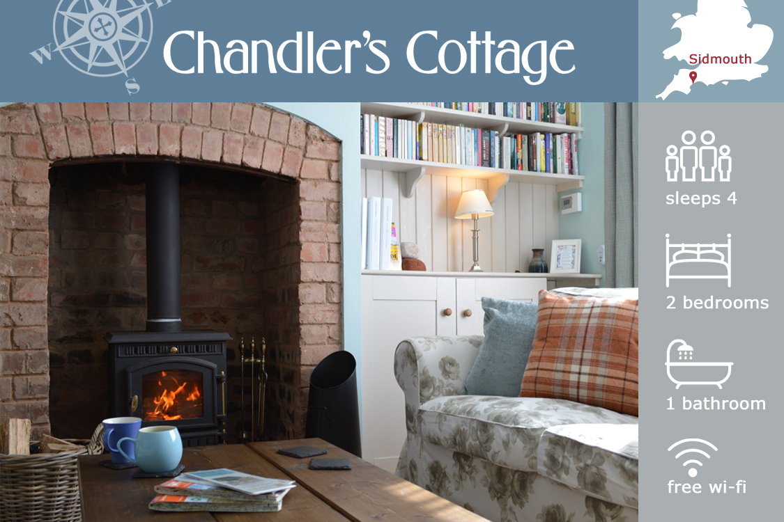 Photo: Chandler's Cottage, Sidmouth